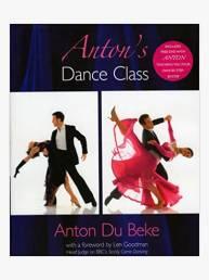 Anton's Dance Class - book & DVD by Anton Du Beke