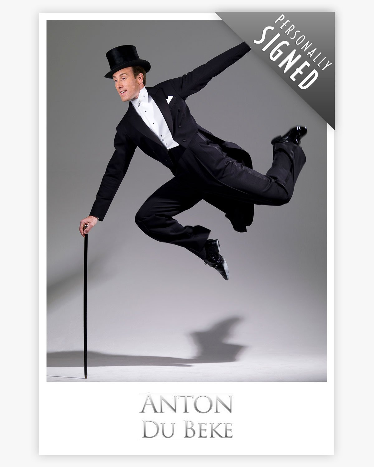 Fly Me To The Moon - poster print of Anton Du Beke