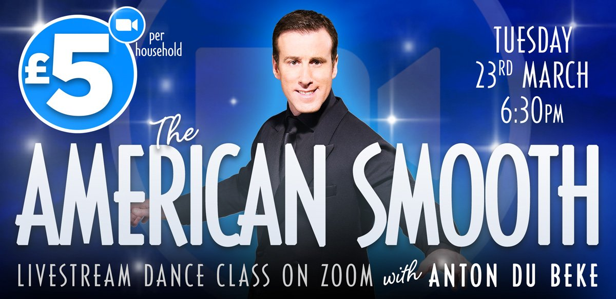 American Smooth class with Anton Du Beke